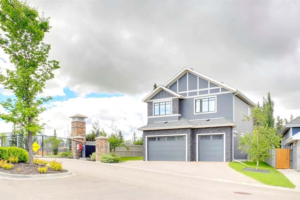 House for sale at 10550 Ellerslie Rd SW Unit 73 Edmonton Alberta - MLS: E4203966
