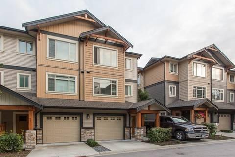 Townhouse for sale at 11305 240 St Unit 73 Maple Ridge British Columbia - MLS: R2393852