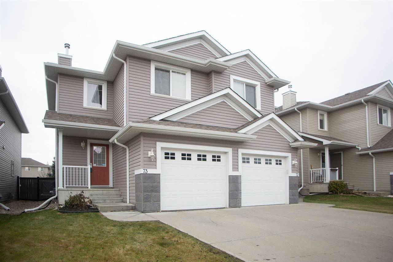 Townhouse for sale at 120 Magrath Rd Nw Unit 73 Edmonton Alberta - MLS: E4179061