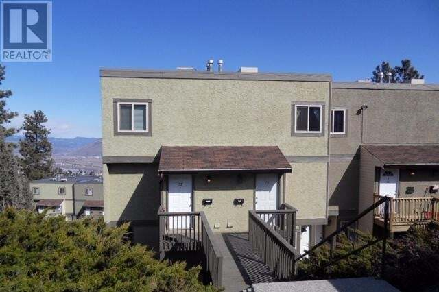 Townhouse for sale at 1750 Summit Drive  Unit 73 Kamloops British Columbia - MLS: 156782