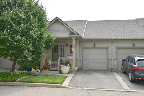 Townhouse for sale at 34 Southbrook Dr Unit 73 Binbrook Ontario - MLS: H4058234