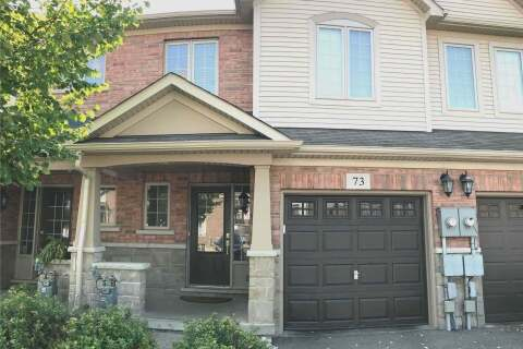 Townhouse for rent at 342 Mill St Unit 73 Kitchener Ontario - MLS: X4957143