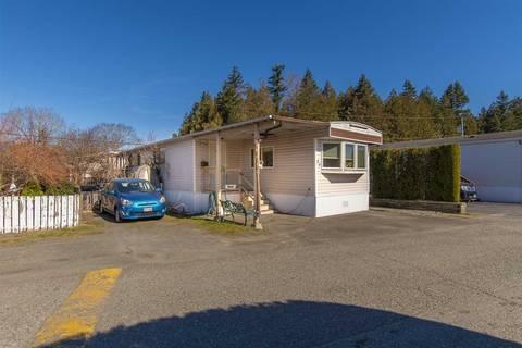 Home for sale at 5742 Unsworth Rd Unit 73 Sardis British Columbia - MLS: R2349654