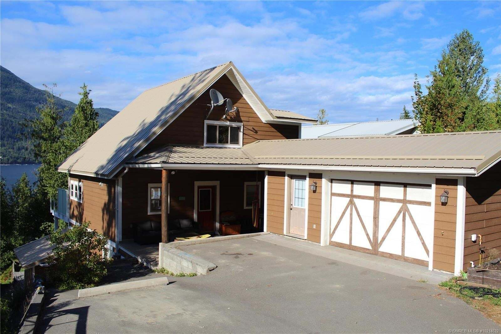 House for sale at 6421 Eagle Bay Rd Unit 73 Eagle Bay British Columbia - MLS: 10214632