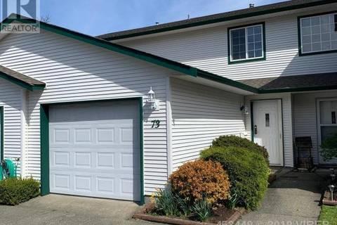 Townhouse for sale at 717 Aspen Rd Unit 73 Comox British Columbia - MLS: 453449