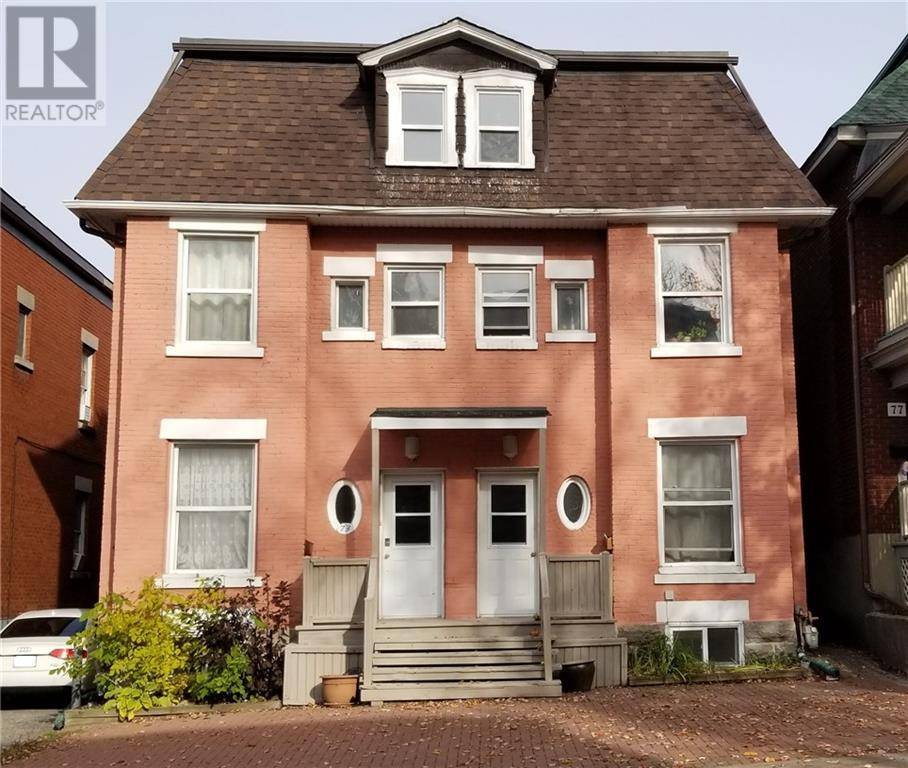 House for sale at 75 Lower Charlotte St Unit 73 Ottawa Ontario - MLS: 1173091