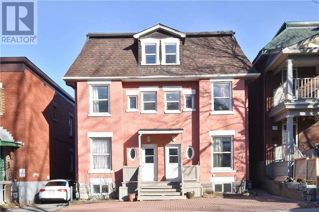 Townhouse for sale at 75 Lower Charlotte St Unit 73 Ottawa Ontario - MLS: 1176429