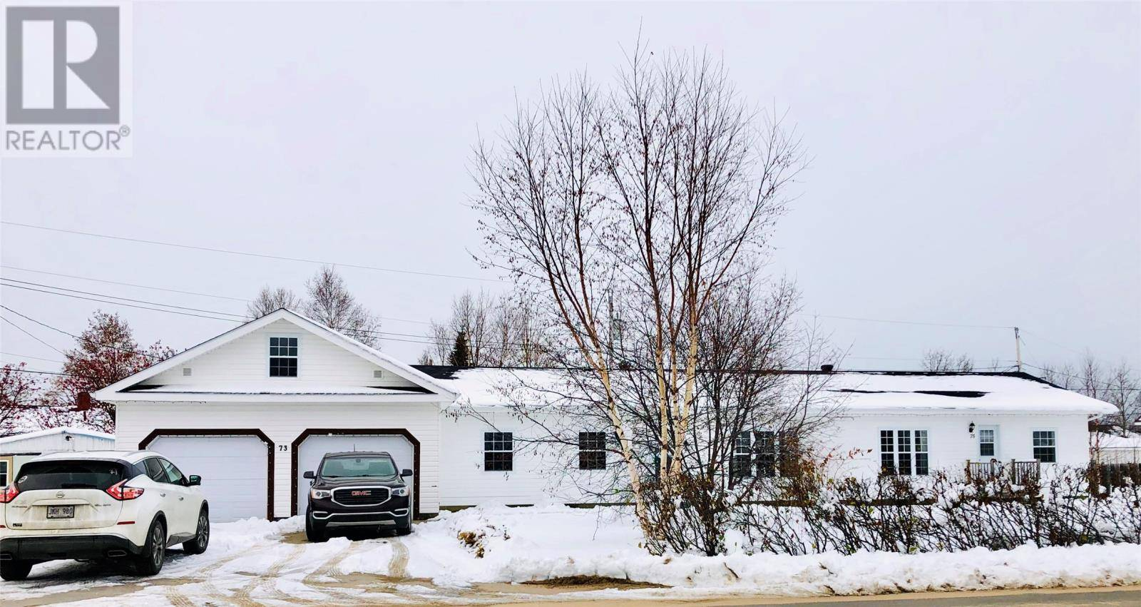 House for sale at 73 Park Dr Happy Valley Goose Bay Newfoundland - MLS: 1207070