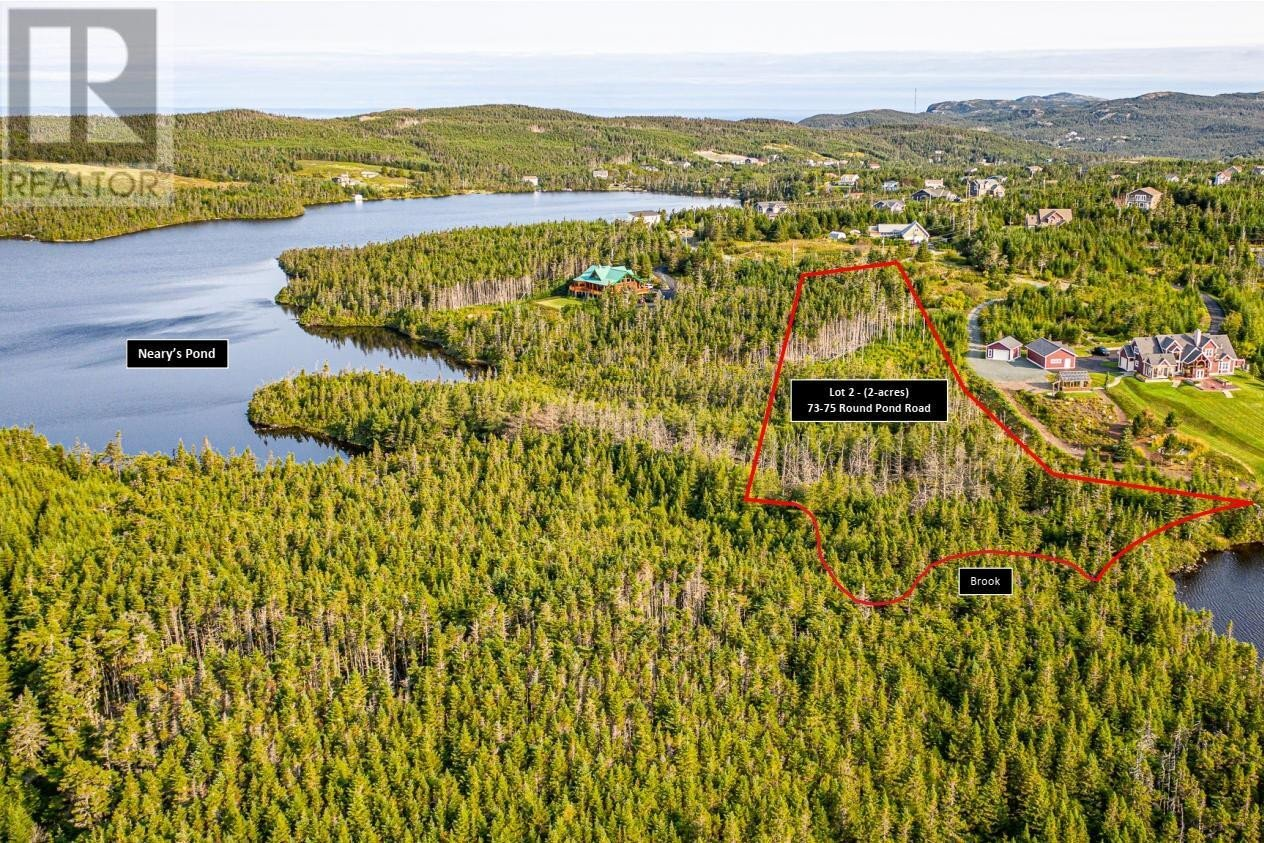Residential property for sale at 73-75 Round Pond Rd Portugal Cove Newfoundland - MLS: 1221699