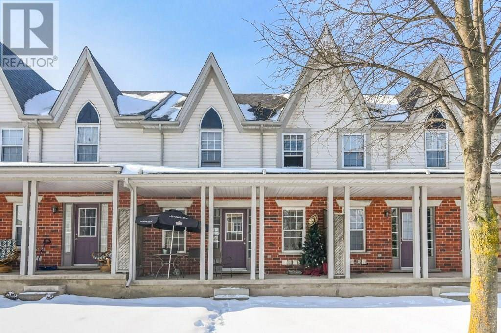 Townhouse for sale at 920 Edinburgh Rd South Unit 73 Guelph Ontario - MLS: 30790481