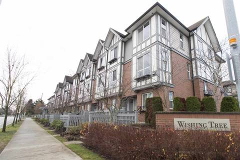 Townhouse for sale at 9566 Tomicki Ave Unit 73 Richmond British Columbia - MLS: R2423295