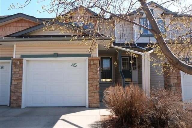 Townhouse for sale at 73 Addington Dr Red Deer Alberta - MLS: CA0191018