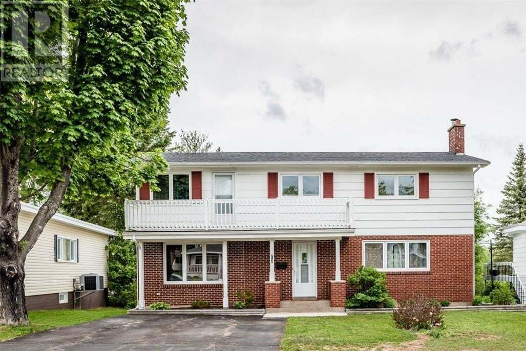 House for sale at 73 Anne St Moncton New Brunswick - MLS: M128726