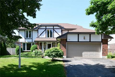 House for sale at 73 Anstead Cres Ajax Ontario - MLS: E4521372