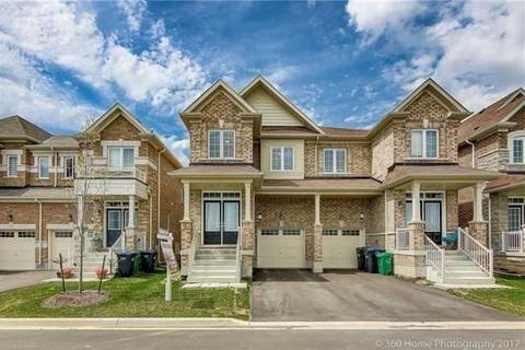Townhouse for sale at 73 Baffin Cres Brampton Ontario - MLS: W4696842
