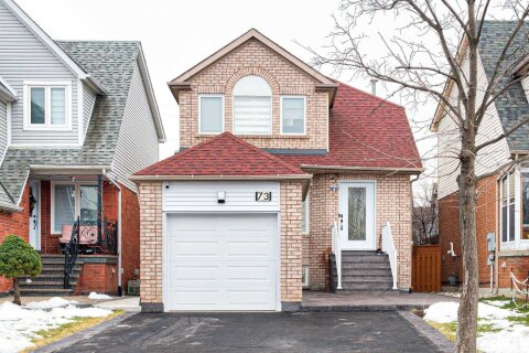 House for sale at 73 Beaconsfield Ave Brampton Ontario - MLS: W5086367