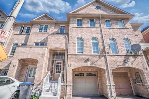 Townhouse for sale at 73 Bernard Ave Brampton Ontario - MLS: W4867275