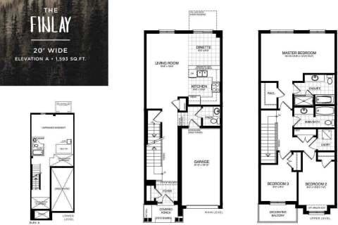 Townhouse for sale at 73 Bilanski Farm Rd Brantford Ontario - MLS: X4917532