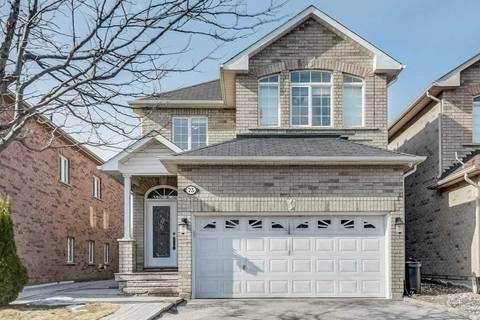 House for sale at 73 Blackthorn Dr Vaughan Ontario - MLS: N4389377