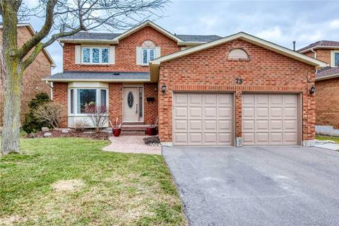 House for sale at 73 Burgby Ave Brampton Ontario - MLS: W4721832