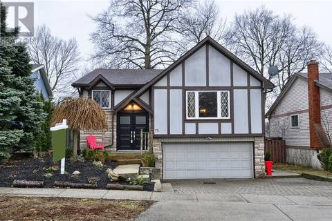 House for sale at 73 Cindy Ave Cambridge Ontario - MLS: 30717246