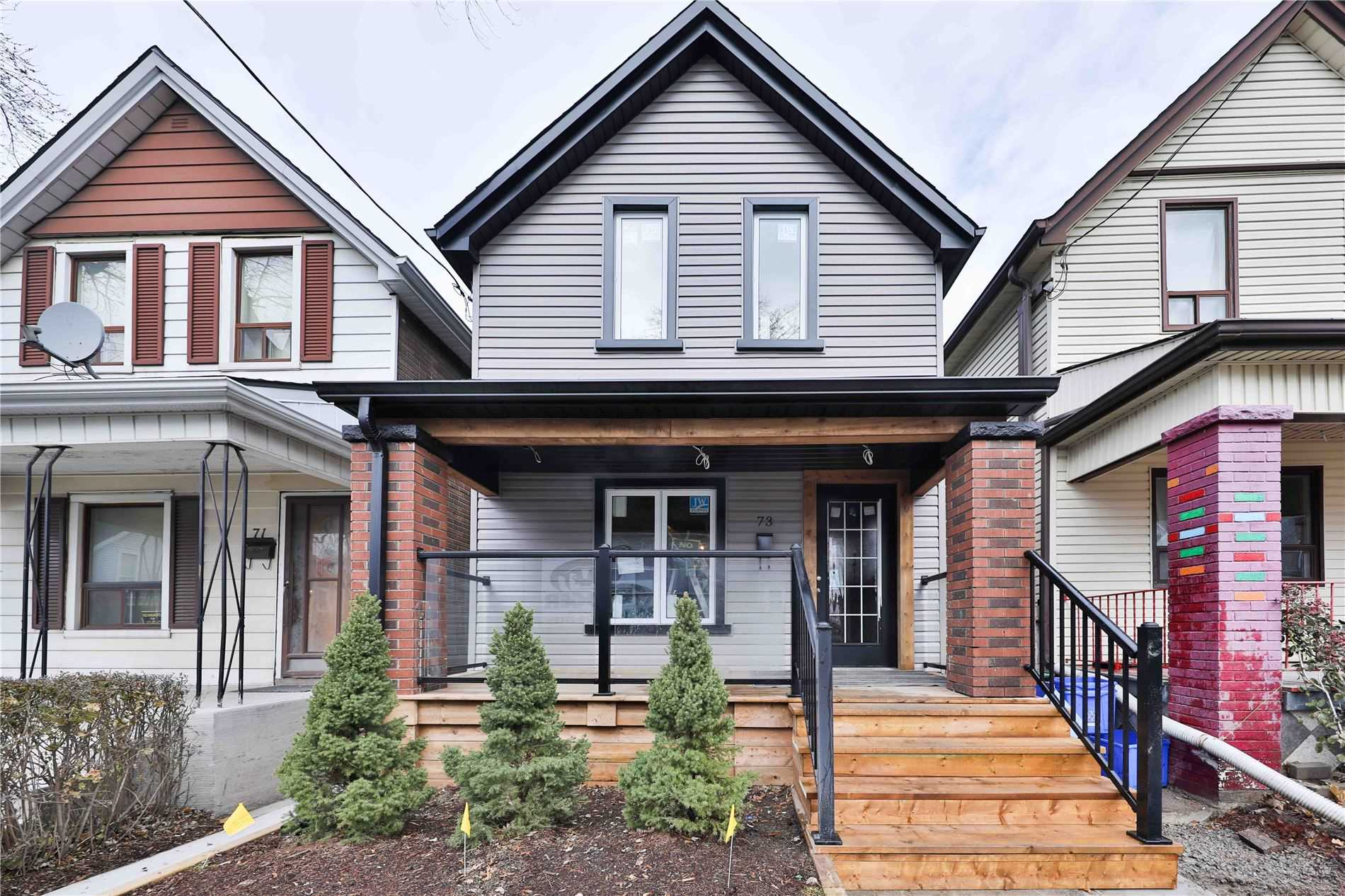 For Sale: 73 Clinton Street, Hamilton, ON | 3 Bed, 2 Bath House for $479888.00. See 18 photos!