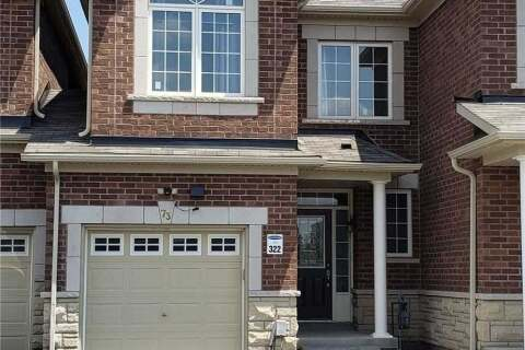Townhouse for rent at 73 Collin Crt Ct Richmond Hill Ontario - MLS: N4819358