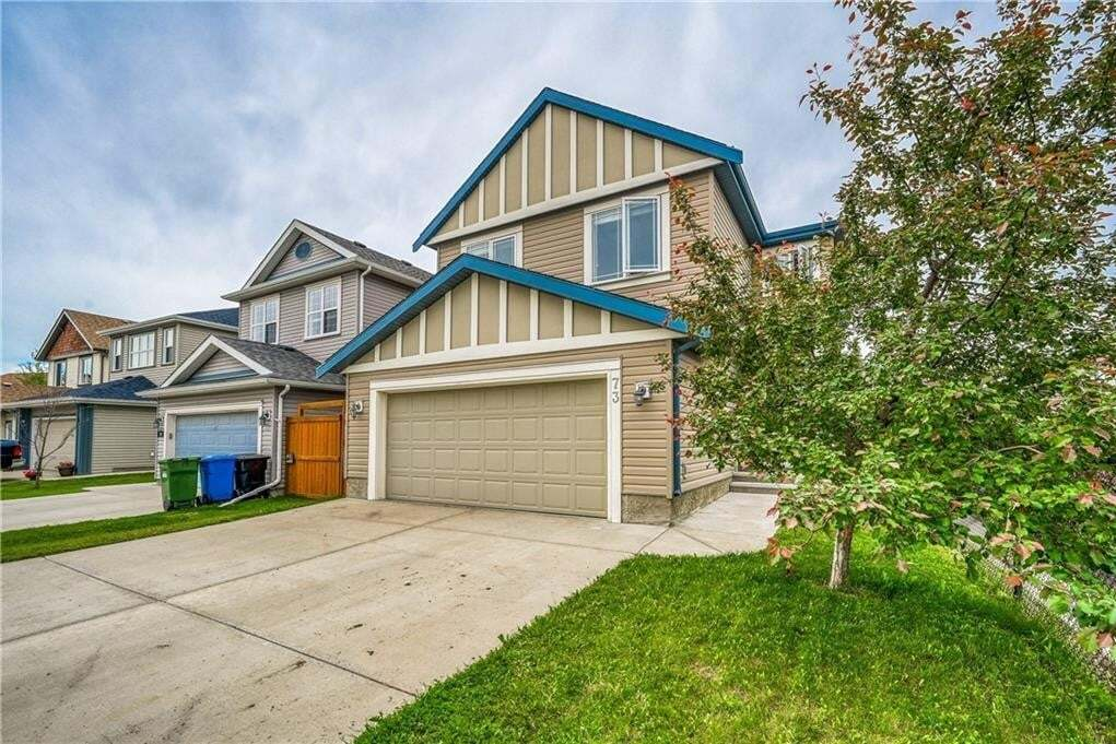 House for sale at 73 Copperstone Cl SE Copperfield, Calgary Alberta - MLS: C4305256