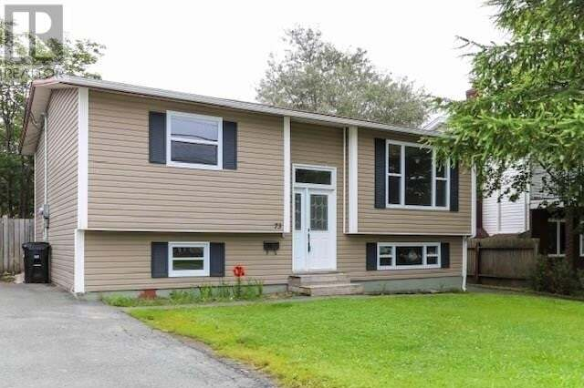 House for sale at 73 Cowan Ave St. John's Newfoundland - MLS: 1218354