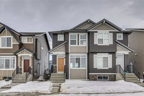Townhouse for sale at 73 Creekside Blvd Southeast Calgary Alberta - MLS: C4283334