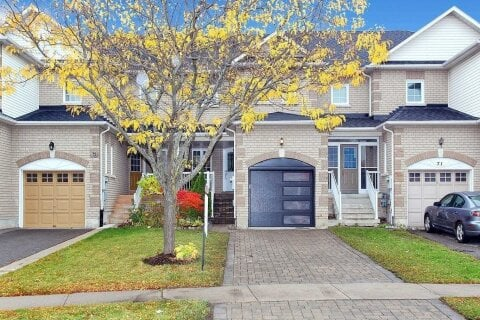 Townhouse for sale at 73 Culture Cres Brampton Ontario - MLS: W5001513