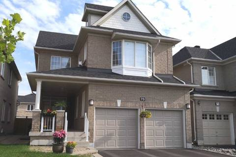 House for sale at 73 Cynthia Jean St Markham Ontario - MLS: N4456866