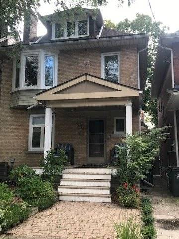 Townhouse for rent at 73 Dearbourne Ave Toronto Ontario - MLS: E4599210