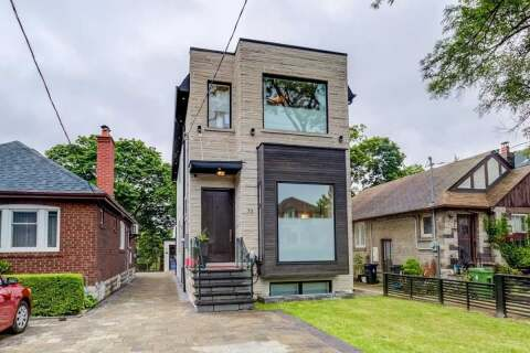 House for sale at 73 Donegall Dr Toronto Ontario - MLS: C4940015