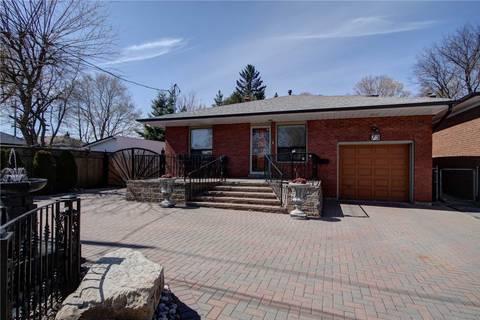 House for sale at 73 Fairwood Cres Toronto Ontario - MLS: E4474506