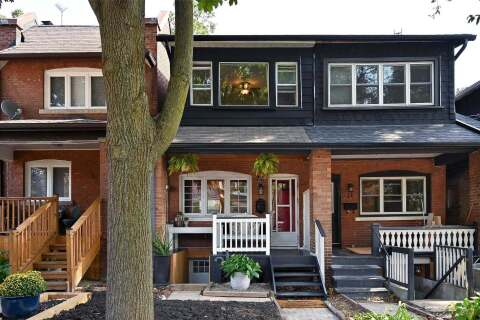 Townhouse for sale at 73 Gainsborough Rd Toronto Ontario - MLS: E4930236