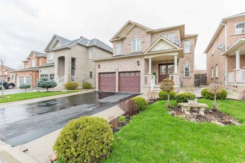 House for sale at 73 Gallucci Cres Brampton Ontario - MLS: W4450106