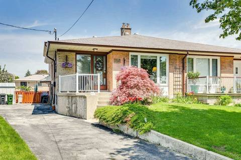 Townhouse for sale at 73 Gambello Cres Toronto Ontario - MLS: W4467702