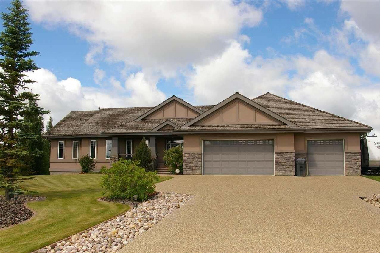 House for sale at 73 Gladstone Co Rural Sturgeon County Alberta - MLS: E4204912