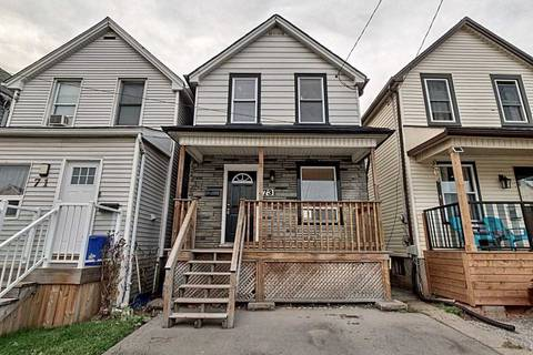 House for sale at 73 Glendale Ave Hamilton Ontario - MLS: X4603360