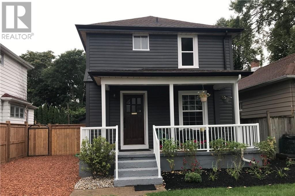 House for sale at 73 Henry St St. Catharines Ontario - MLS: 40017797