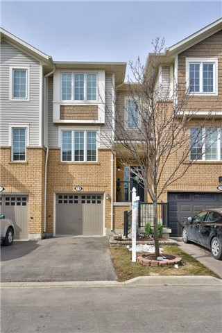 For Sale: 73 Hepworth Crescent, Hamilton, ON | 3 Bed, 2 Bath Townhouse for $499,900. See 19 photos!