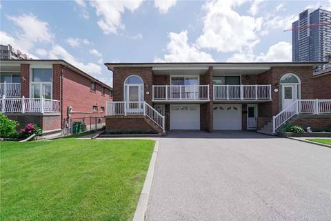 Townhouse for rent at 73 Hickorynut Dr Toronto Ontario - MLS: C4498756