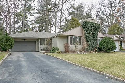 House for sale at 73 Holyrood Ave Oakville Ontario - MLS: W4727590