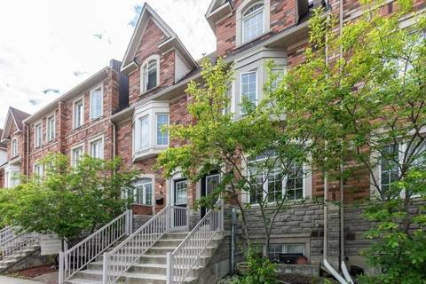 Townhouse for sale at 73 Joseph Griffith Ln Toronto Ontario - MLS: W4516672