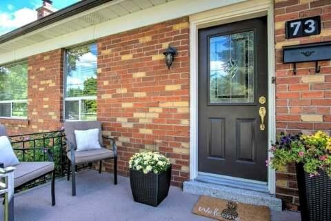 House for sale at 73 Joyce Pkwy Toronto Ontario - MLS: W4903873