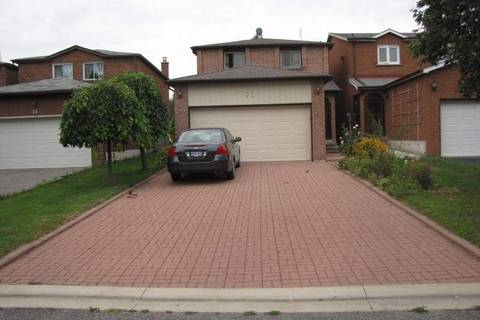 House for rent at 73 Kenley Cres Markham Ontario - MLS: N4652786