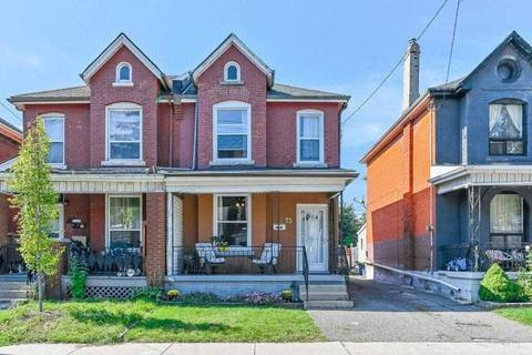 Townhouse for sale at 73 Kinrade Ave Hamilton Ontario - MLS: X4603259