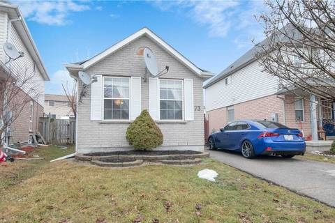 House for sale at 73 Kovac Rd Cambridge Ontario - MLS: X4511985
