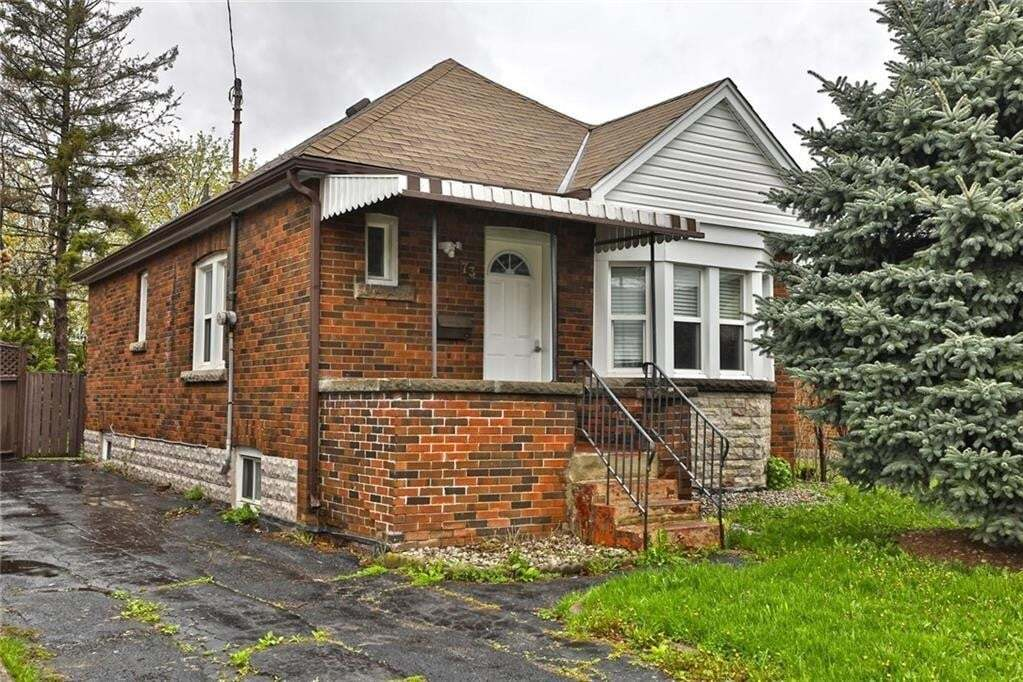 House for sale at 73 Longwood Rd N Hamilton Ontario - MLS: H4081074